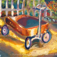 Little Old Wagon (SOLD)