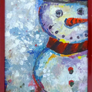 Blissful Strokes (SOLD)